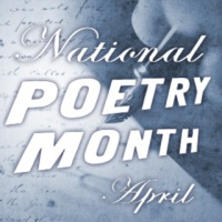 It's April, National Poetry Month!