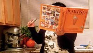 cookbook reader