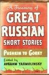 Treasury of Great Russian Short Stories
