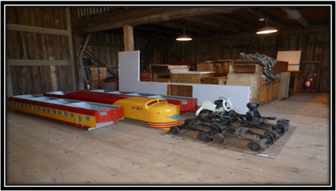 lollipop farm train restoration