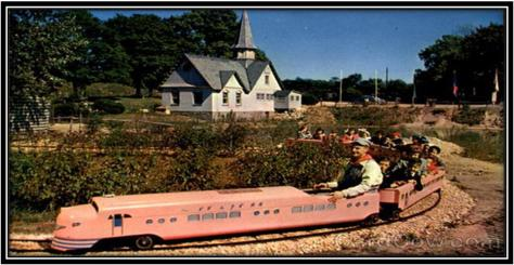 lollipop farm train