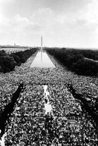 march on washington mall