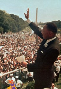MLK speech DC