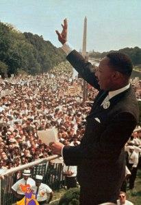 MLK speech DC