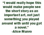 alice munro quote