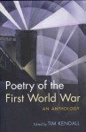 poetry of the 1st world war