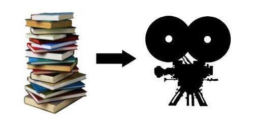 books to film