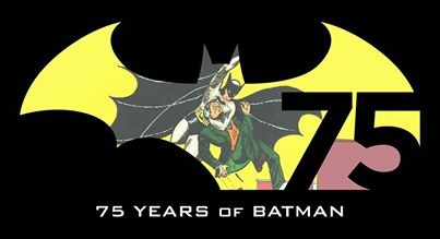 batman 75 years