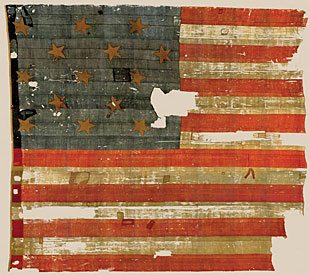 star spangled banner actual