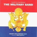 military band salute