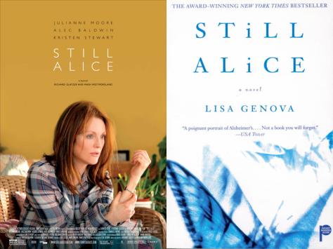 still alice film and book