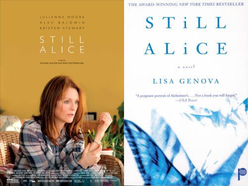 still alice film and book