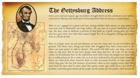 Gettysburg-Address