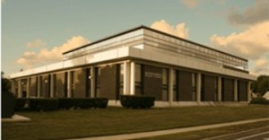 syosset library exterior