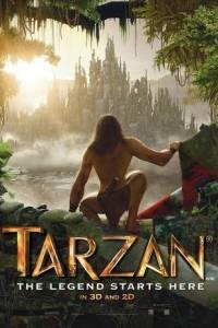 legend of tarzan movie