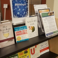 Our Book Displays- December