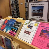 June's Book Displays