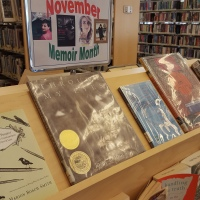 November Book Displays