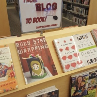 May's Book Displays